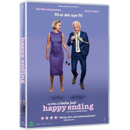 Happy Ending - 2018 DVD