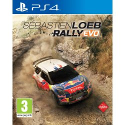 Sebastien Loeb - Rally EVO PS4