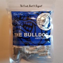 Bulldog-Acetate Filter 8mm