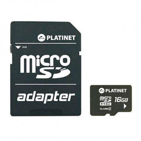 Micro SD Kort (16 GB) Hukommelseskort - Class 10