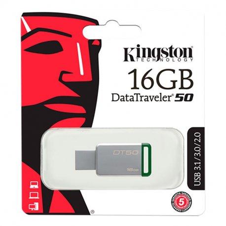 Kingston USB 3.1 Nøgle 16 GB