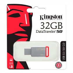 Kingston USB 3.1 Nøgle 32 GB