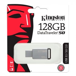 Kingston USB 3.1 Nøgle 128 GB