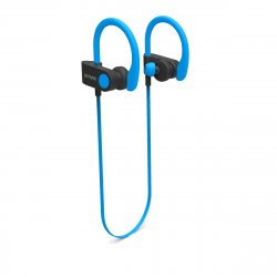 Bluetooth in-ear headset (Håndfri) Blå - Denver BTE-110
