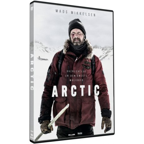 Arctic - DVD - Blu-Ray