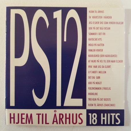 PS12 : Hjem Til Århus - 18 Hits
