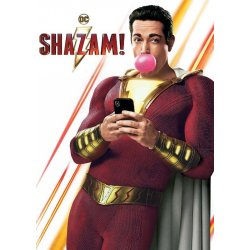 SHAZAM DVD & Bluray