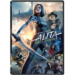 ALITA Battle Angel :DVD & Bluray