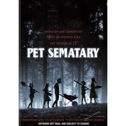 Pet Sematary 2019 : DVD & Bluray