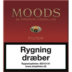 Dannemann Moods Filter 20 STK