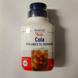 Nordic Soda Smag Cola 500ml