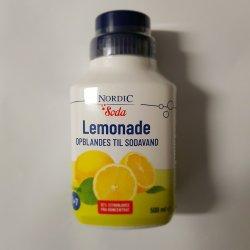 Nordic Soda Smag Limonade 500ml