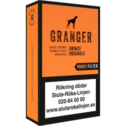 Granger Pocket Bonze 10 STK