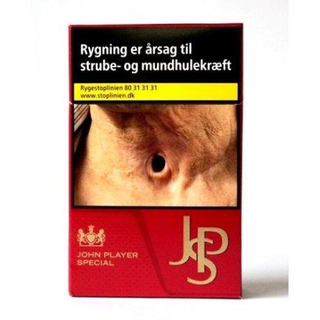 JPS Cigaretter Red 20 Stk. HB