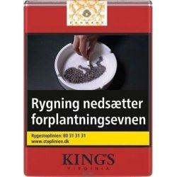 Kings Rød Filter 20 Stk