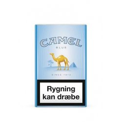 Camel Blue 20 Stk SOFT Pack
