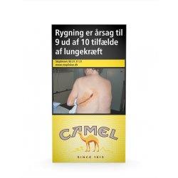 Camel Yellow 100 20 Stk HB