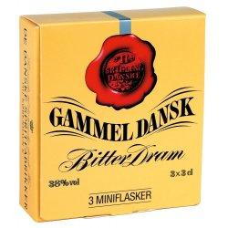 Gammel Dansk 3 Cl. 3-Pak