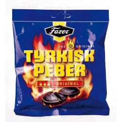 Tyrkisk Peber 120g