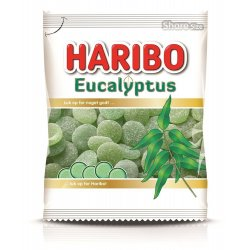 Haribo Eucalyptus 120 Gr