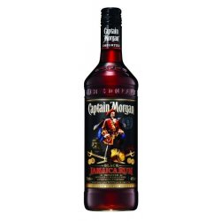 Captain Morgan Black 70 cl
