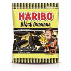 Haribo Black Bananas 120 Gr
