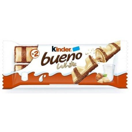 Kinder Bueno White 39 Gr