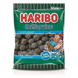 Haribo Saltbomber 120 Gr