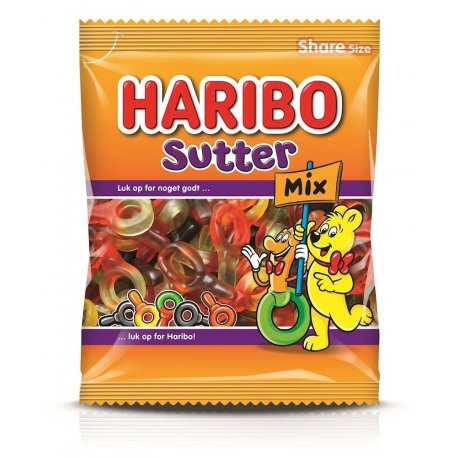 Haribo Sutter Mix 120 Gr