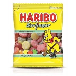 Haribo Syrlinger 120 Gr