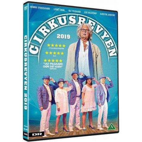Cirkusrevyen 2019 - DVD