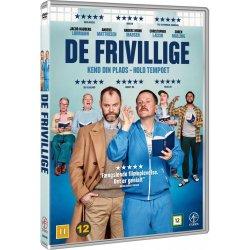 De Frivillige - DVD - Blu-Ray