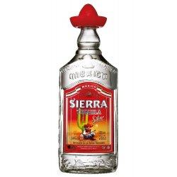 Sierra Tequila Silver 50 Cl
