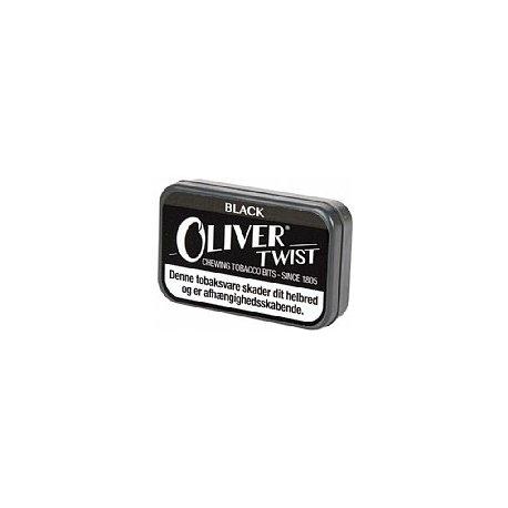 Oliver Twist, Black