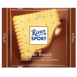 Ritter Sport Butter Kiks 100gr