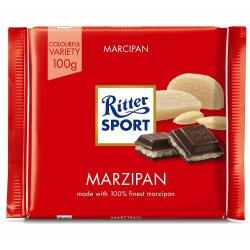 Ritter Sport Marcipan 100gr