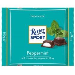 Ritter Sport Pebermynte 100gr