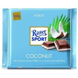 Ritter Sport Kokos 100gr