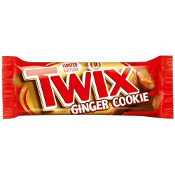 Twix Ginger Cookie 46gr