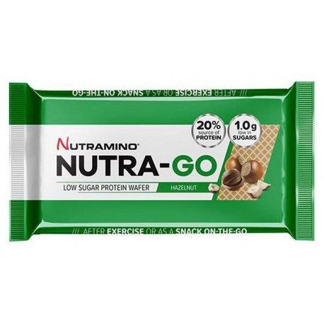 Nutra-Go Choko & Hazel Wafel  39 gr