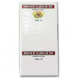Romeo Y Julieta Mini 10 stk