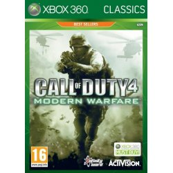 Call Of Duty 4: Modern Warfare - Classics - Xbox 360