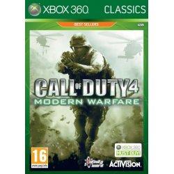 Call Of Duty 4: Modern Warfare - Classics - Xbox 360