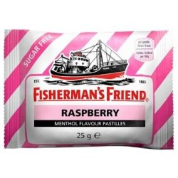 Fishermans Friend Raspber