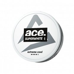 ACE Extreme Cool Superwhite