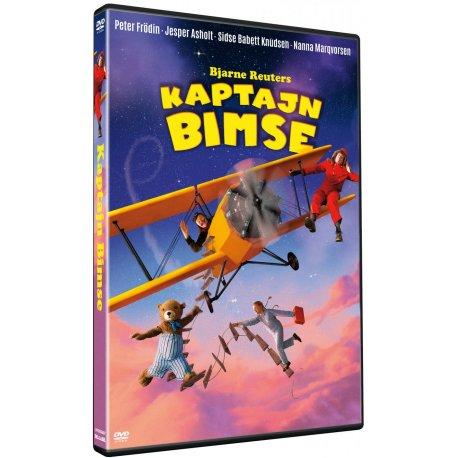 Kaptajn Bimse - DVD