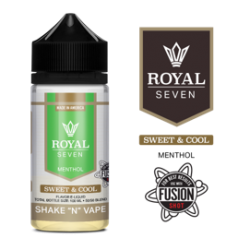 Halo ROYAL  Cool & Fresh  50 ml Menthol