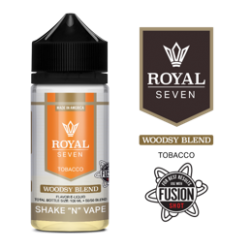 Halo ROYAL Woodsy Blend 50 ml Tobak