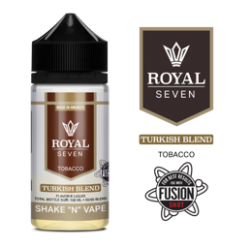 Halo ROYAL Turkies Blend 50 ml Tobacco