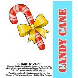 Shake N vape Candy Cane 30ml.